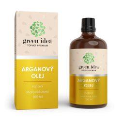 ARGÁN OLAJ 100% olaj magas E-vitamin tartalommal - marokkói arany 100 ML