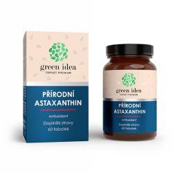 ASTAXANTIN - antioxidáns